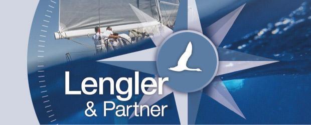 Lengler & Partner mit ZIEL-Kompass und E-Broschüre