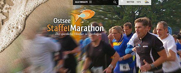 Website Ostsee-StaffelMarathon