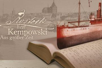 Kampagne: Eine Stadt liest ein Buch – dieses Mal Kempowski
