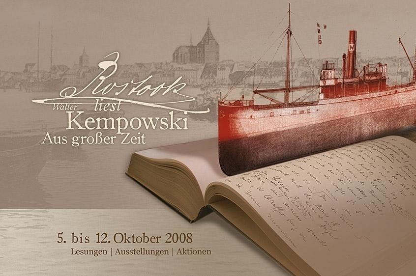 Kempowski-Postkarte
