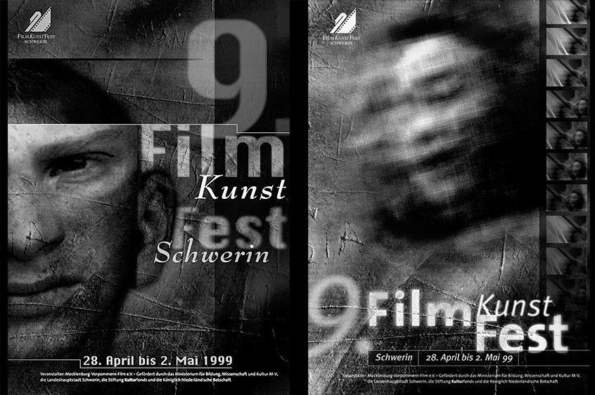 Plakat Filmkunstfest 1999