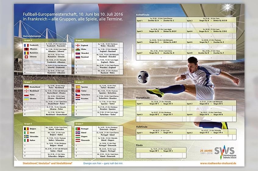 Spielplan Fußball EM 2016