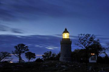 Leuchtturm Hammerfyr, Bornholm