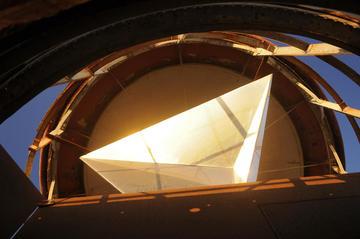 Leuchtturm »Rubjerg Knude«, Prisma
