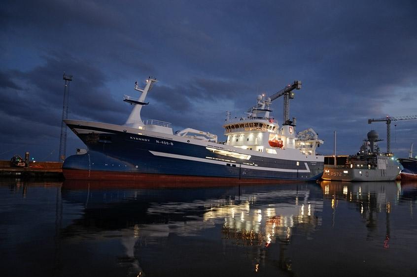 Skågen Fischindustrie