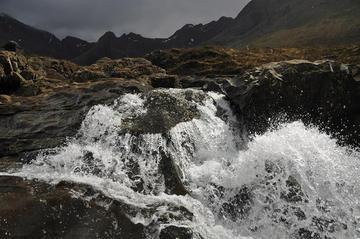 Schottland – Skye, Fairy Pools
