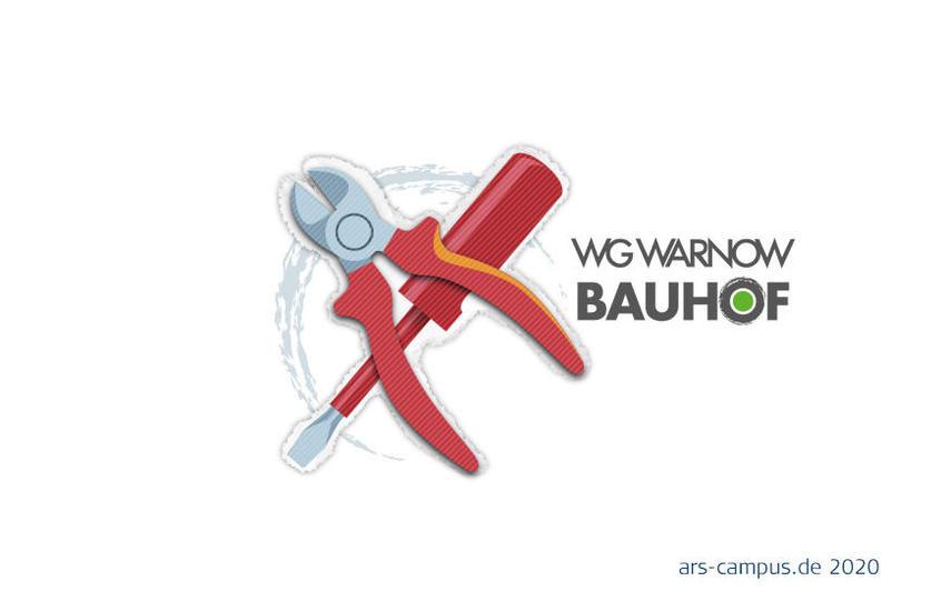 WG WARNOW: Logo Elektroinstallation