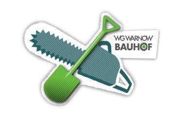 Logos für den WG WARNOW-Bauhof