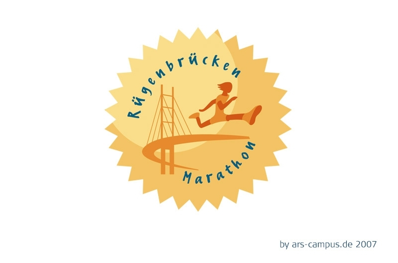 Logo Rügenbrücken-Marathon