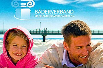 responsives Webdesign, Bäderverband Mecklenburg-Vorpommern