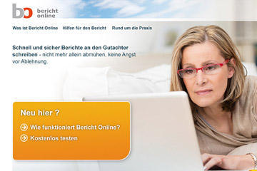 Bericht-Online, das Psychologieportal