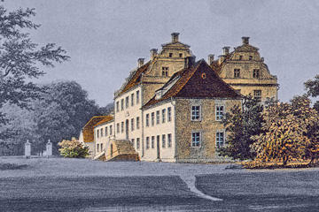 Gutshäuser und Schlösser in Mecklenburg-Vorpommern; Website